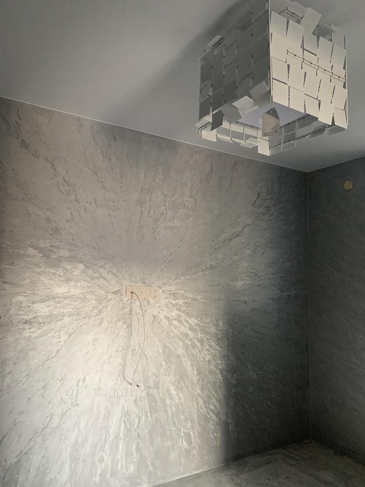 Проект 11\2020 комната2. Спальня гостевая, Анапа - Rivedil DecorFondo + Persia
